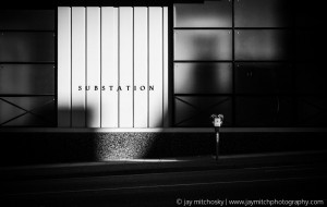 Substation on Robson Street