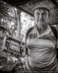 Cigar Man, Tamarindo, Costa Rica