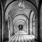 Palace of Versailles, hallway